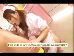 rio sexy oriental model goes for a ride on a