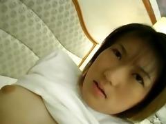 virginal 40 years old korean beauty