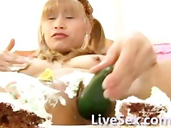 livesex.com - cake in the cookie