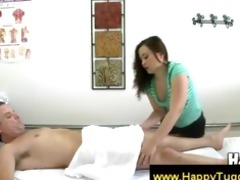 oriental masseuse provides additional services