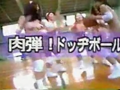 exposed japanese dodge ball 2