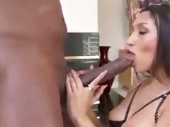 excited oriental sweetheart vicki interracial