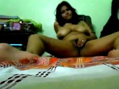 sexy indian hotty expose her self masturbation