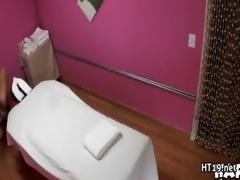 hawt oriental deep-tissue massage