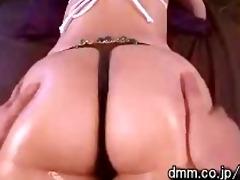 amami tsubasa - massaged moist booty put a