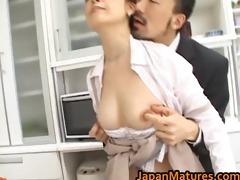 hitomi kurosaki older oriental chick part11