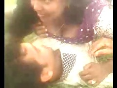 sexy north indian hotty enjoyed with her lover-i
