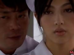 super hot japanese nurses engulfing