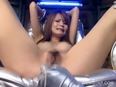 sexy japanese bondman acquires titties vibed