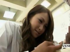subtitled cfnm japanese gyaru school pecker