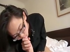 asian doxy with large natural zeppelins sucks