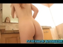 bethany natural redhead with the consummate