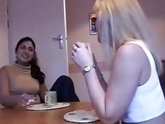 indian malvina and british lisa amatuer split