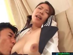 large marangos japanese gal receive hard sex
