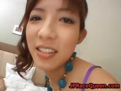 hiromi aoyama engulfing threesome shlong 9 by