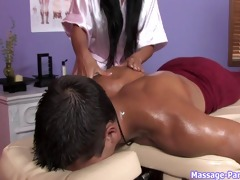 tia gives additional service in massage parlor