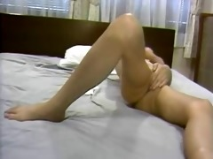 oriental cutie acquires herself off (just-drew)