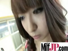 milfs asians harlots acquire hardcore drilled