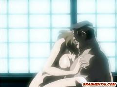 japanese anime bigtits hardcore sex with large