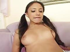alexis likes first porno
