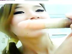 oriental oral-job japanese oral stimulation cam