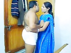 indian pair on their honeymoon caught on hidden