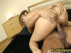 oriental chick acquires one as well as the other