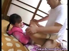 japanese schoolgirl fuck and facial spunk fountain
