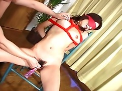 wicked milf japanese doxy tiedtortured and