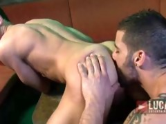 hot arab vigour top copulates taut bottom in a