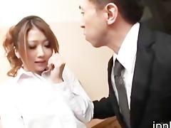 hibik ohtsuki in a hawt threesome part1