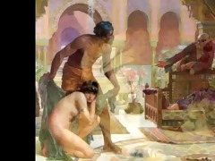 erotic a thousand and one arabian nights