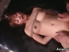 cute oriental babe in servitude sex acquires part8