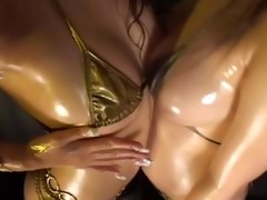 japanese oily body erotica dance 1 ren hitomi and