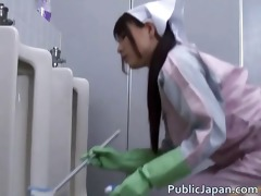 oriental washroom attendant is in the mens part5