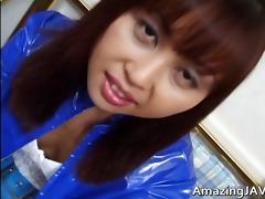 cute oriental legal age teenager having joy part8