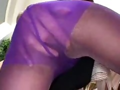 asian in hose drilled by her boss