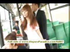 miho maeshima chinese hotty acquires a cum load