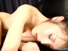 yuri kousaka in a trio treat part4