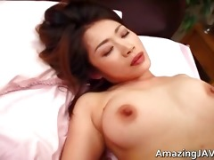 awesome breasty oriental sweetheart getting