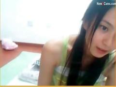 hot korean hotty web camera show