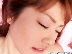 small japanese beauty engulfing shlong part1