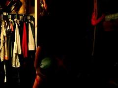 thai hotty on web camera dance
