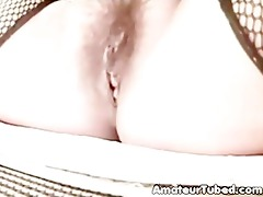 korean dilettante older masturbation creamy