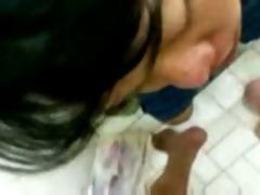 engulf thai unsightly knob in public water closet
