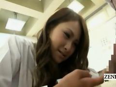 subtitled cfnm japanese gyaru school wang
