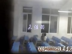 candid blow job in classroom china