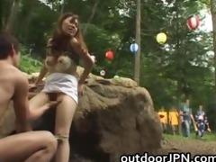 non-professional glamorous oriental playgirl