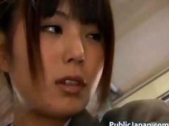 oriental sweetheart has public sex jav part3