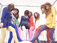 man acquires hawt oral stimulation by group part1